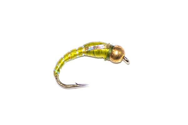 Goldhead Epoxy Glass Golden Olive Buzzer