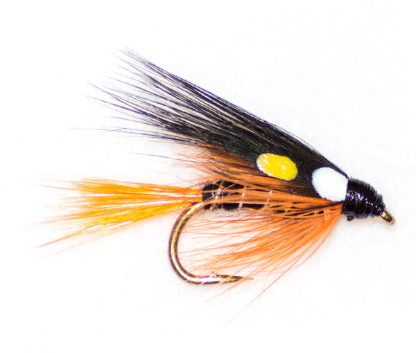 Jungle cock fly tying