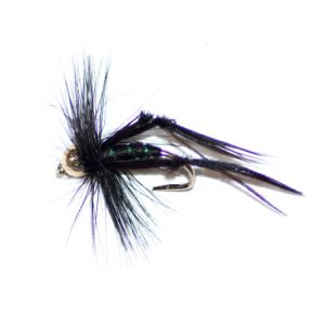 Black Hopper Goldhead