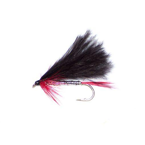 Black Marabou Lure