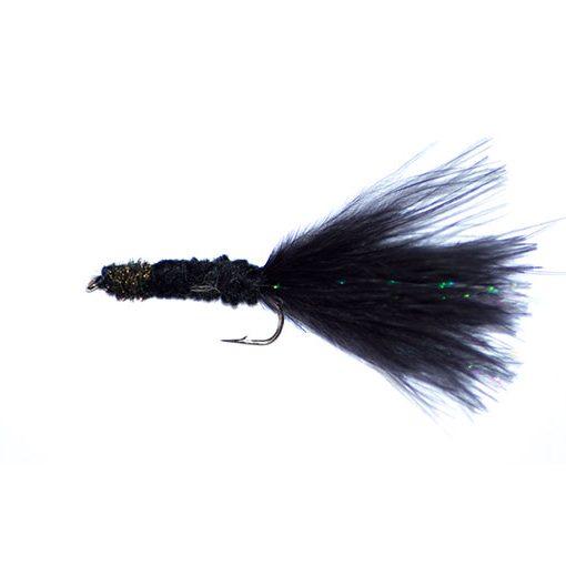 Black Tadpole Lure