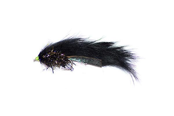 Zonker Hot Tail Streamer Black