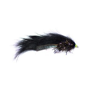 Zonker Hot Tail Streamer Black