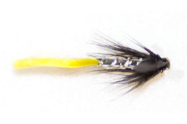 Blae & Silver yellow tail