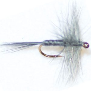 Blue Dun Hackle