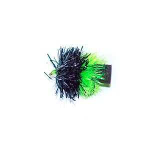 Competition Black and Green FAB (foam blob)