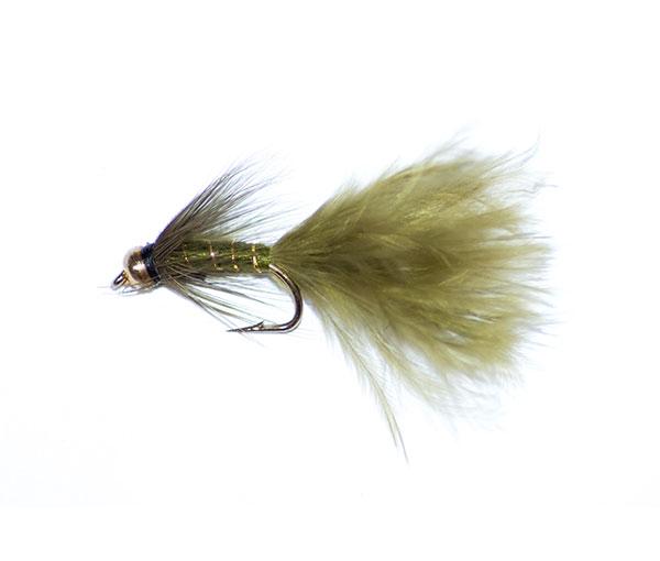 Damsel Fly Goldhead