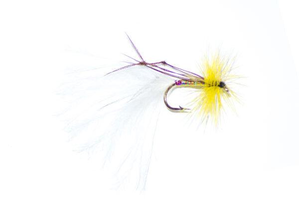 Yellow Dancer Hopper