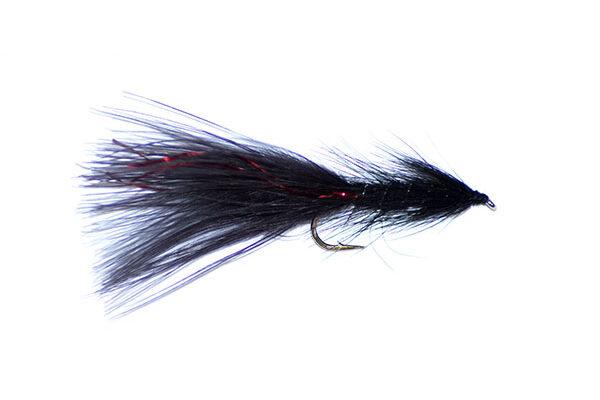 Flash Damsel Black & Red Nymph