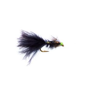 Flash Back Black Nymph