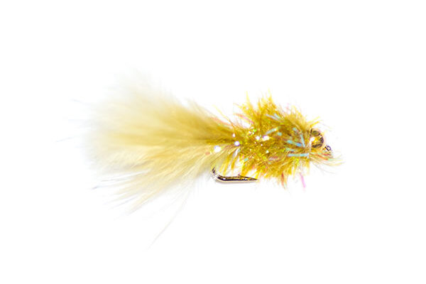 Fritz Nobbler Goldhead Olive