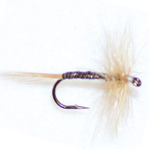 Ginger Quill Hackle