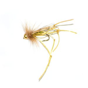 Goldhead Olive Flexi Daddy Long Legs