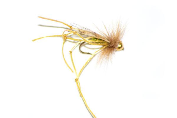 Goldhead Olive Flexi Daddy Long Legs