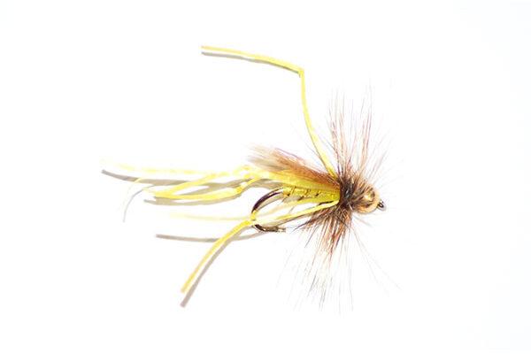 Goldhead Yellow Detached body Daddy Long Legs