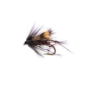 Hopper Half Hog Black and Red