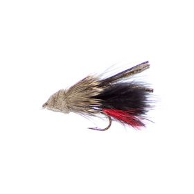 Muddler Minnow Black 2