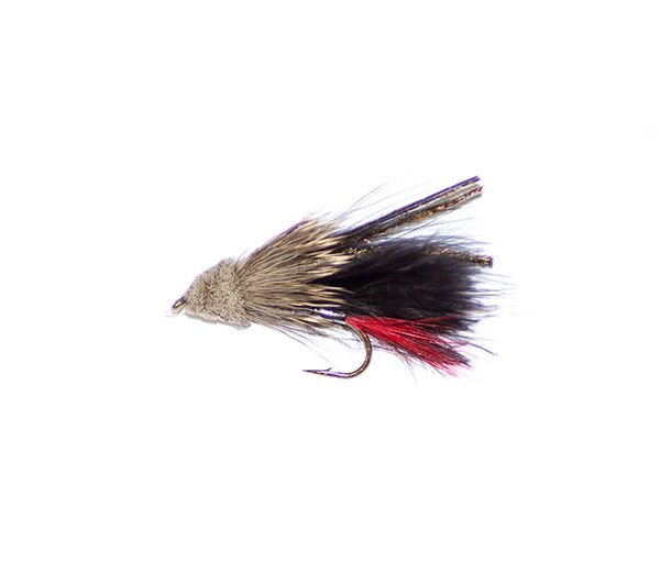 Muddler Minnow Black