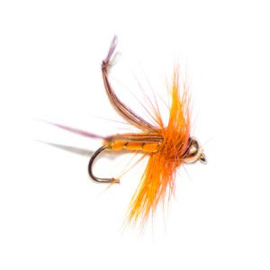 Orange Hopper Goldhead