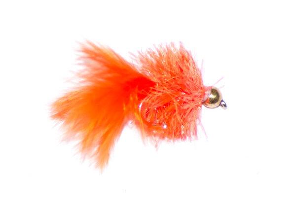 Orange Mini Nobbler Goldhead