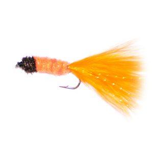 Orange Tadpole Lure