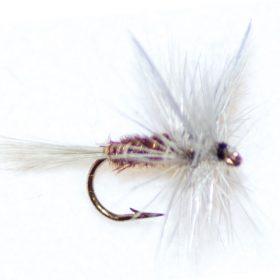 Pheasant Tail Grey Winged