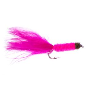 Pink Tadpole Lure