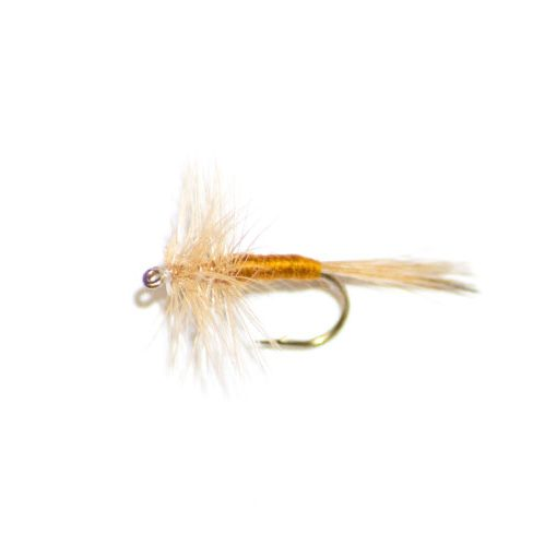 Sherry Spinner Hackle