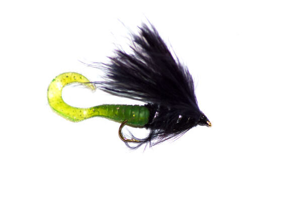 Waggle Tail Lures