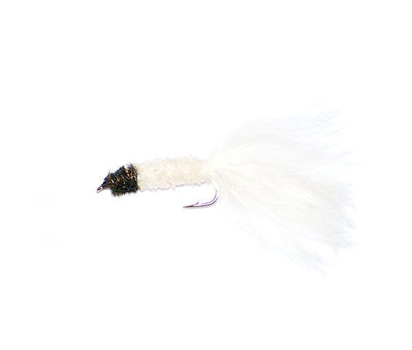 White Tadpole Lure