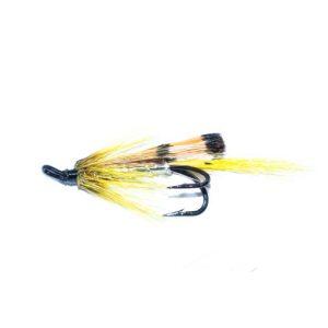 Ally's Shrimp Yellow Salmon Double