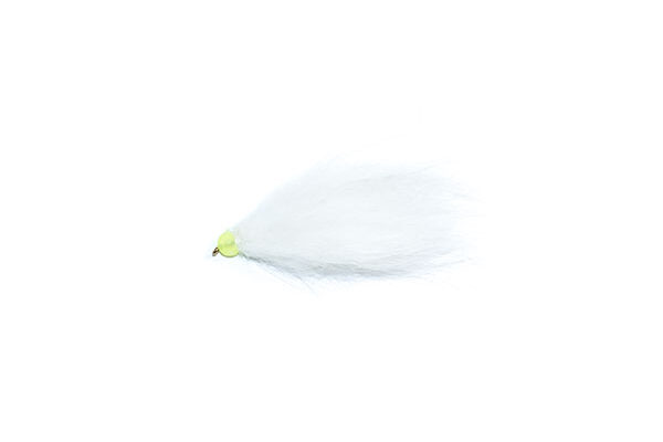 White and Lime Apache Hothead