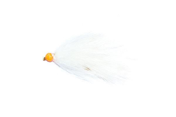 Apache White and Orange Hothead
