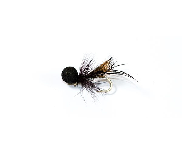 Hopper Half Hog Black Butcher Booby Head