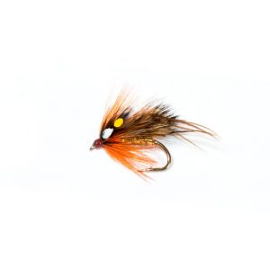 Hopper Half Hog Orange Dunkeld SJC