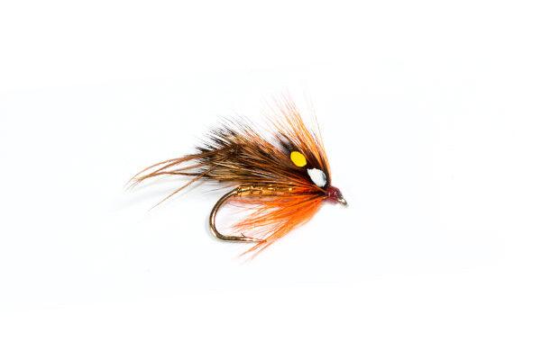 Hopper Half Hog Orange Dunkeld SJC