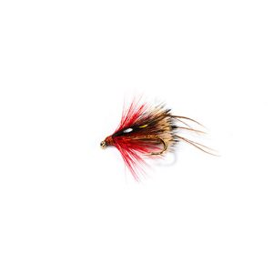 Hopper Half Hog Red Dunkeld SJC