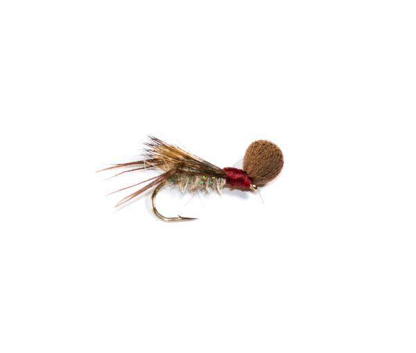 Redhead Hopper Half Hog Booby Head