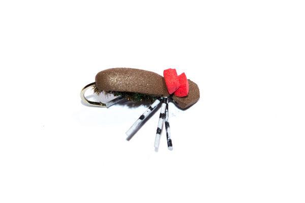 Target Hi Vis Foam beetle Brown