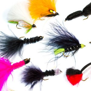 Lures Mixed Fly Pack