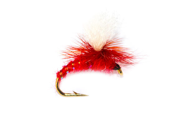 Dry Parachute Red Emerger