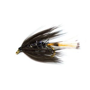 Straggle Fritz Black Pennell Wet