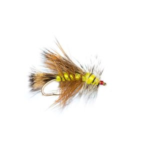Yellow Stimulator Dry Fly