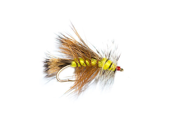 Yellow Stimulator Dry Fly