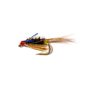 Green Butt Blue Flash Diawl Bach