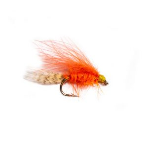 Hares Ear Orange CDC