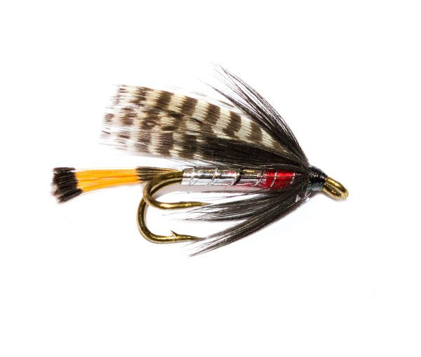 Peter Ross Double Wet Fly