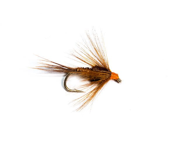 Pheasant Tail Nymph Orange Head Weighted