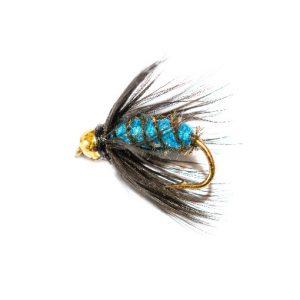 Blue Bottle Wet Fly Goldhead