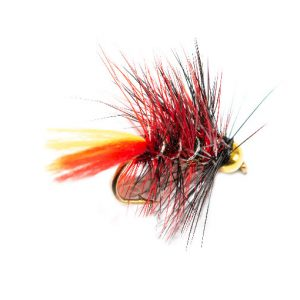 Clan Chief Wet Fly Goldhead